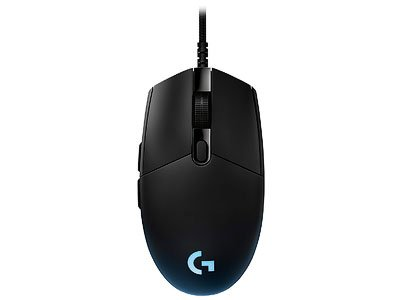 Logitech-G-Pro-Gaming-FPS-Mouse-Review