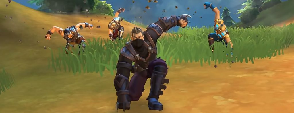 realm royale settings