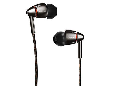 1MORE In-Ear Earphones Review