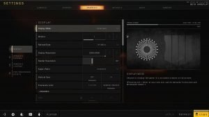 Best Settings For Call of Duty Black Ops 4