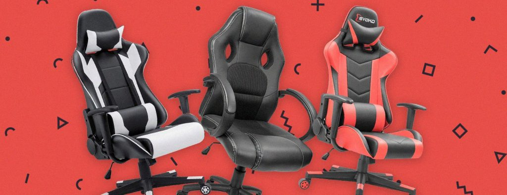 Cheap Budget Gaming PC Chairs