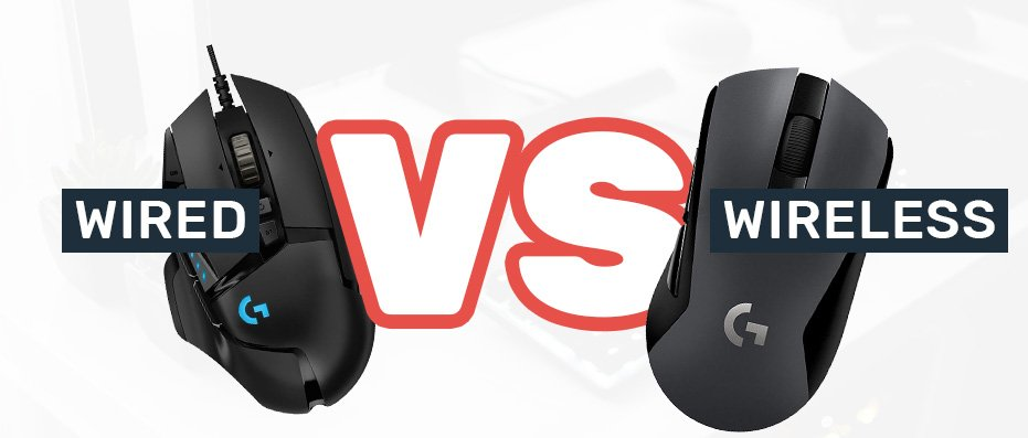 Wired vs Wireless Gaming Mouse - What Should You Get 2019?