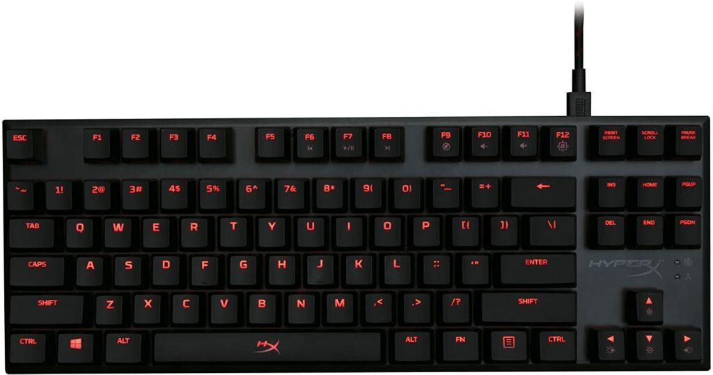 hyperx alloy fps pro keyboard