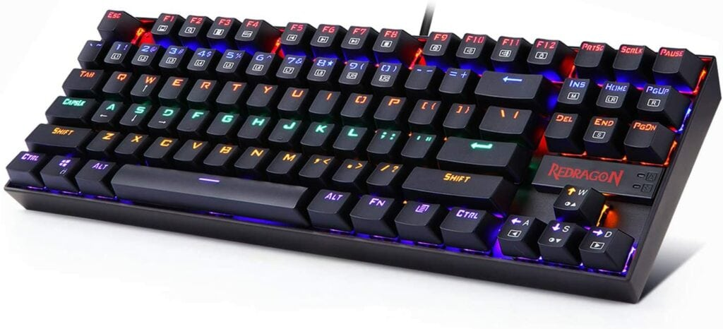 redragon k552 keyboard