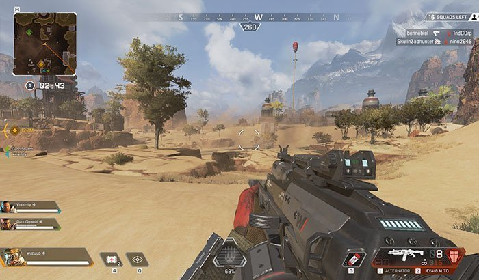 Apex Legends Vertical Sync