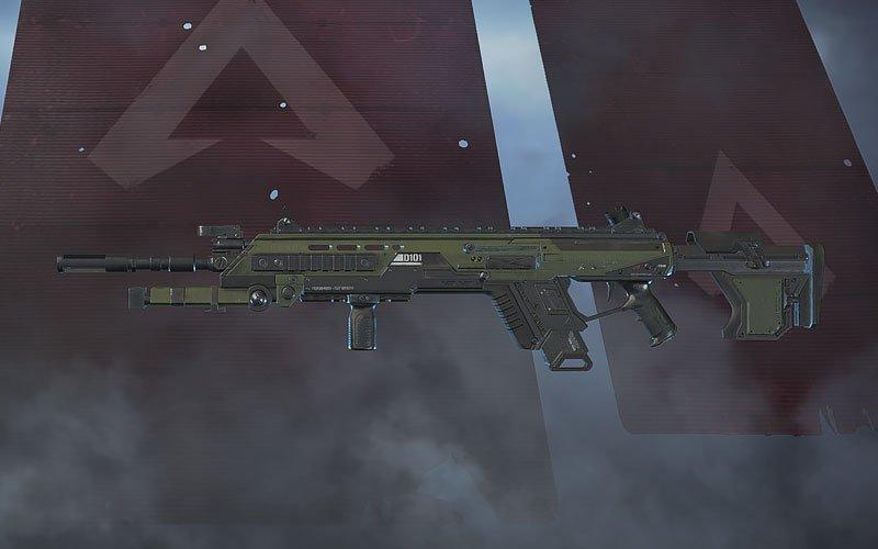 Longbow sniper