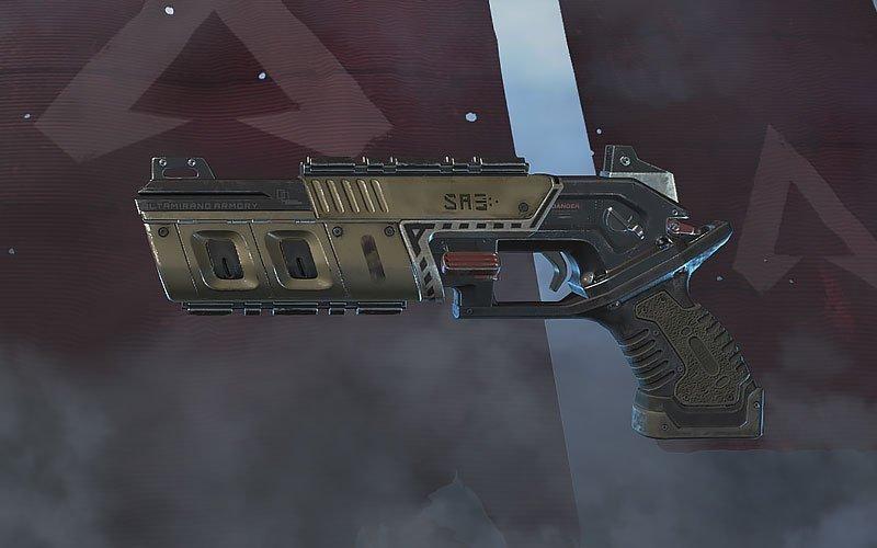 worst gun in apex legends