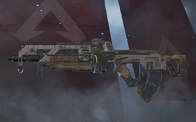 apex flateline weapon