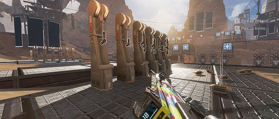 best weapons in apex legends