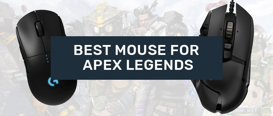 gaming mouse for apex legends