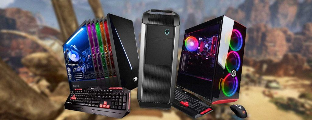 gaming pc for apex legends