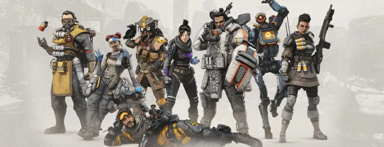 Best Characters Apex Legends