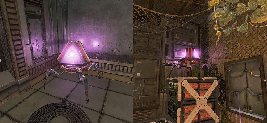 apex Robots drop loot