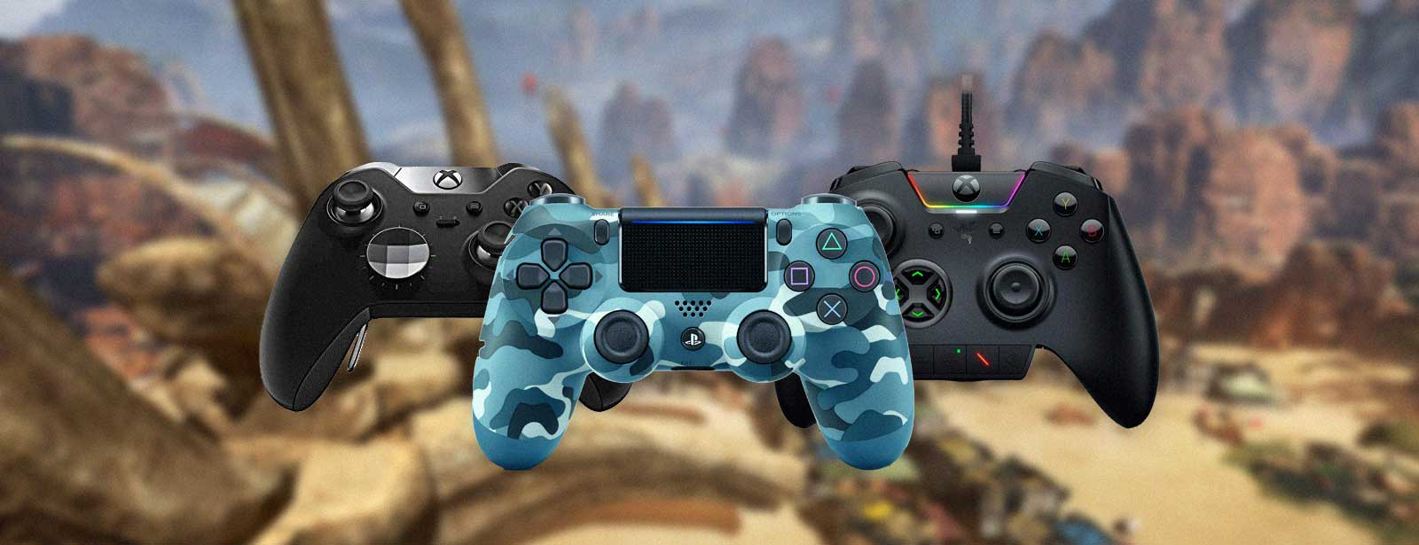 how to connect controller to pc apex