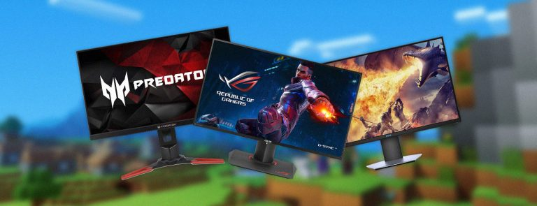 gaming monitors 1440p