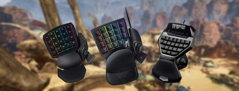 keypads for gaming programmable