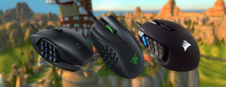 mmo gaming mice for wow classic