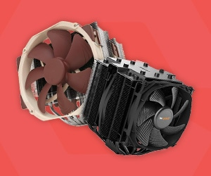 Best Air Cooler for i7 8700k