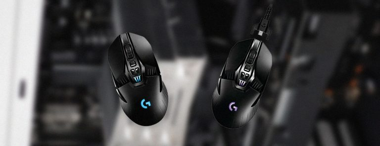 logitech G900 vs G903 comparison