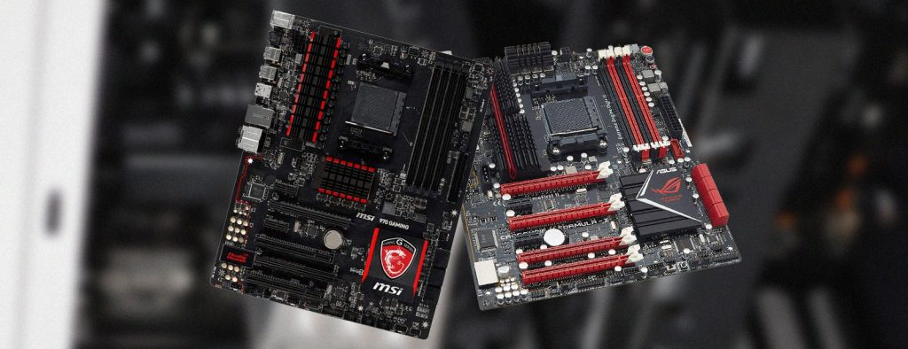 AMD Socket AM3+ motherboard