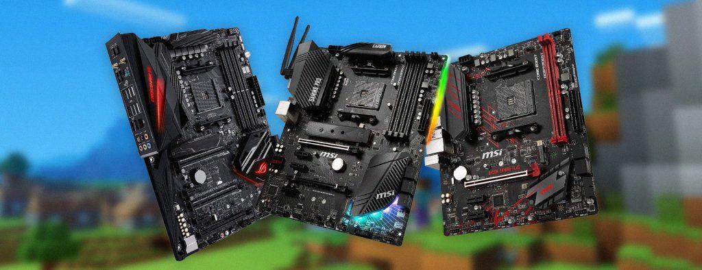 Motherboards Ryzen 7 2700x