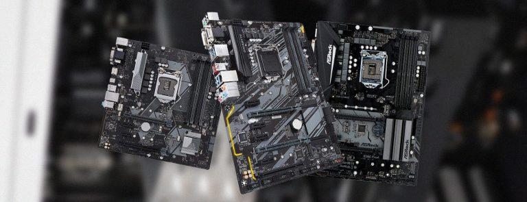 Motherboards for i5 8400