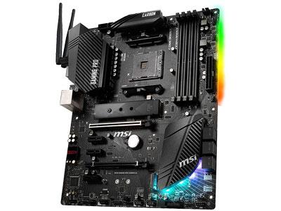 budget motherboard Ryzen 7 2700x