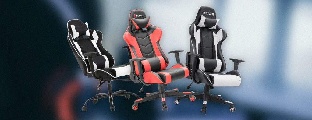 budget pc gaming chairs under 100