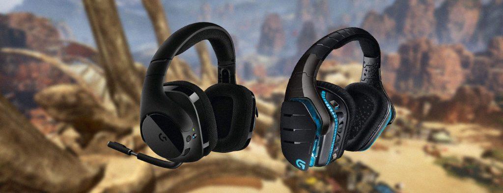 logitech G533 vs G933 headset