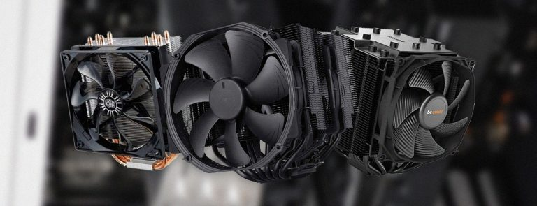 Air CPU Coolers for intel i5 8600k
