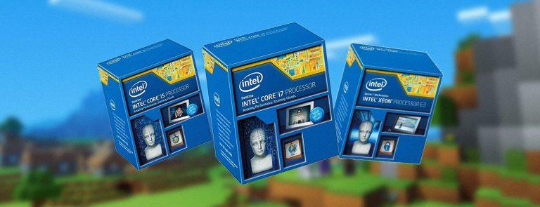 Intel LGA 1150 CPUs Gaming