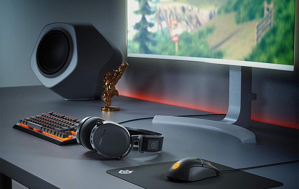 SteelSeries Arctis 7 features