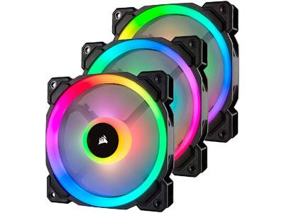best 120mm RGB case fan