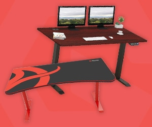 Best Desk for Dual Monitors