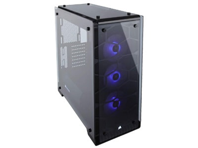 Corsair Crystal 570X Mid-Tower Case review