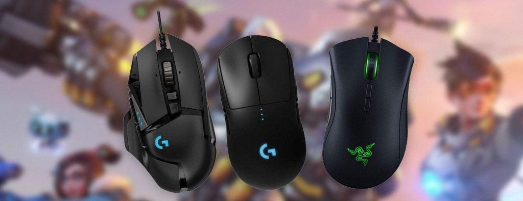 best gaming mice overwatch