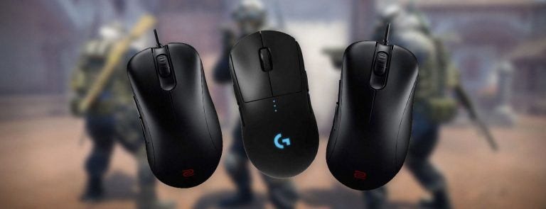 gaming mice for cs go