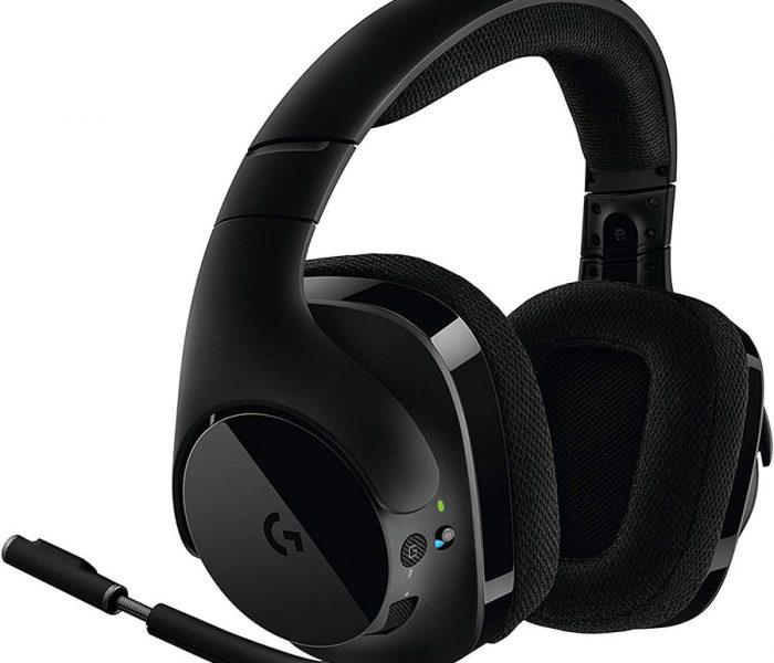 Logitech G533 comparison