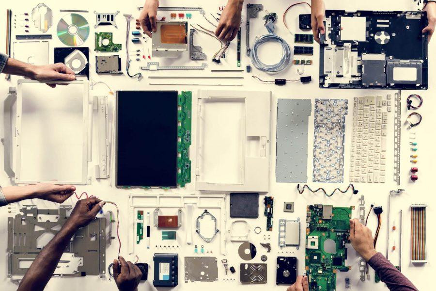 gaming laptop parts