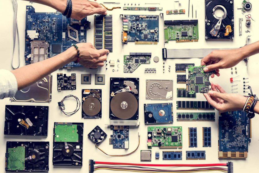 gaming pc parts
