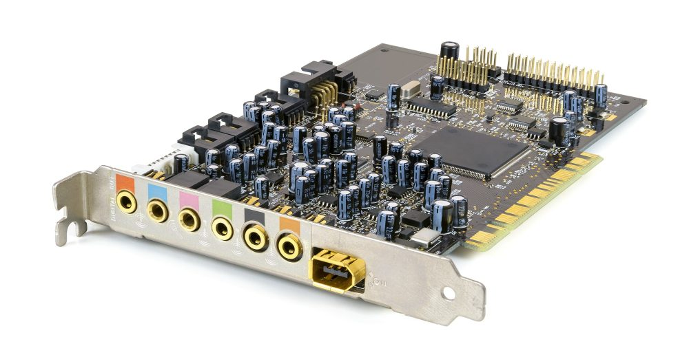 PC sound card for gaming