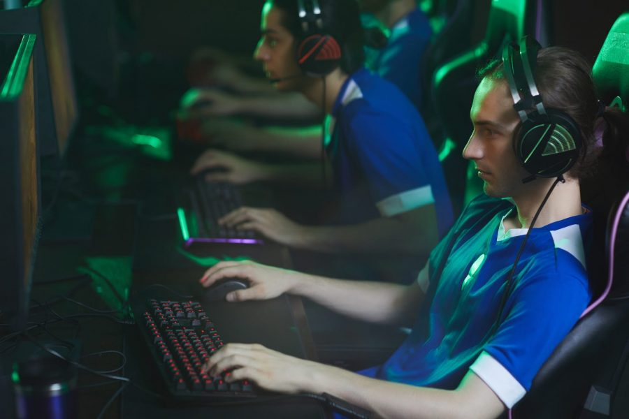 budget gaming chairs in lan party